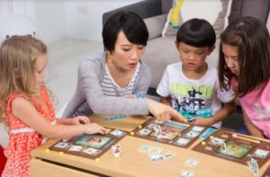 Perfect for Family: Numeracy Legends Trilogy English Version | 香港桌遊天地 Boardgame Hong Kong