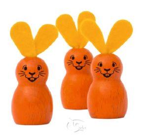 蹦蹦兔Bouncing Bunnies|香港桌遊天地Welcome On Board Game Club Hong Kong|可愛得意動物家庭親子幼兒童遊戲2-5人
